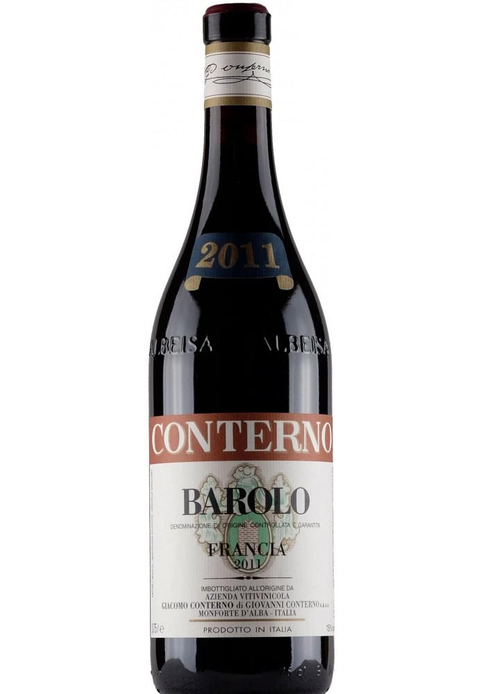 Giacomo Conterno Barolo Cascina Francia Magnum lt 1,5