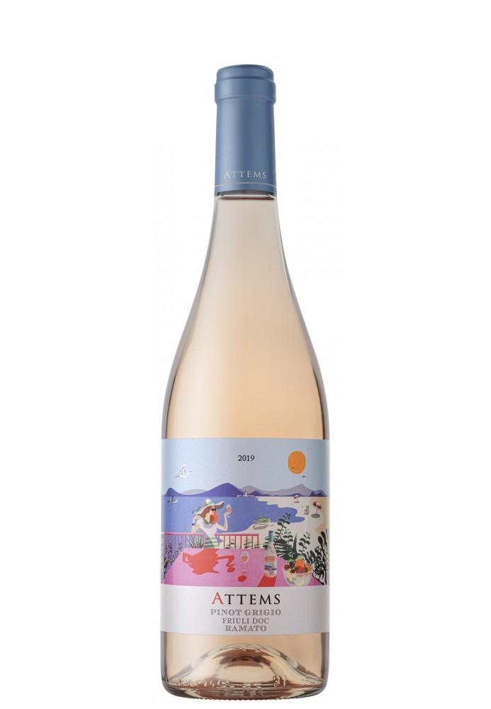 Attems Pinot Grigio Ramato