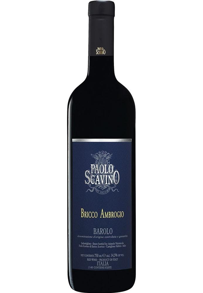 Paolo Scavino Barolo Bricco Ambrogio