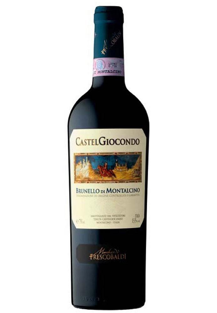 Frescobaldi Brunello di Montalcino Castelgiocondo 2010  Magnum lt 1,5 cassa legno